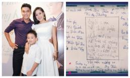 Con trai Lê Phương bày tỏ: 'Con yêu ba' nhưng lại không dành cho Quách Ngọc Ngoan