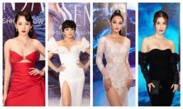 Lý Nhã Kỳ, Hoa hậu Tiểu Vy, Chi Pu.... cùng dàn mĩ nhân đình đám đua nhau khoe da thịt mát vẻ, vòng một ngồn ngộn