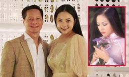 Đăng ảnh chụp cùng chồng đại gia, Phan Như Thảo hài hước tự nhận mình giống ca sĩ Như Quỳnh