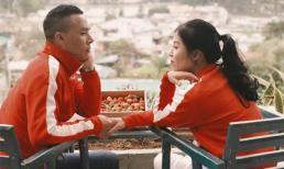 MC Hoàng Linh cùng bạn trai diện áo đôi trong loạt ảnh tình tứ tại Đà Lạt