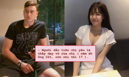 Bạn gái Lâm Tây kể về mối tình năm 17 tuổi với thầy giáo: Yêu 2 tháng và mất 3 năm để quên