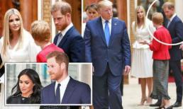 """Trước thông tin mỉa mai Công nương Meghan nên bị Hoàng tử Harry """"bơ đẹp"""", Tổng thống Mỹ có phản ứng bất ngờ"""