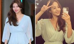 Đặt lên bàn cân màn 'đụng hàng nảy lửa' giữa hai mỹ nhân từng là bạn gái cũ của Lee Min Ho
