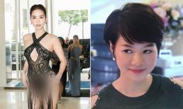 Lục lại chuyện cũ, vợ Thành trong 'Về nhà đi con' từng bàn về chiếc váy của Ngọc Trinh tại Cannes thâm thúy thế này