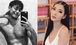 Rocker Nguyễn vừa đăng ảnh body 6 múi, Hoàng Thùy đã lập tức lên tiếng than thở
