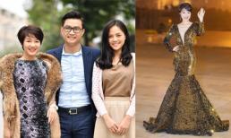 Trầm trồ trước gu thời trang đẳng cấp của Hoàng Kim Ngọc - cô vợ nghiện ăn pate trong 'Về nhà đi con'