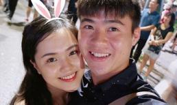 Lây bệnh 'gắt' của người yêu, bạn gái Duy Mạnh vào hẳn Facebook cầu thủ Thái Lan bình luận khiến ai đọc xong cũng choáng