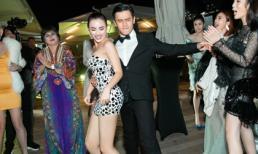 Cô bạn Hà Nội nhảy sexy dance với quý ông Trần Anh Huy là ai mà dân mạng ghen tị?
