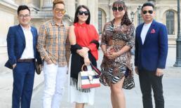 Có mặt tại Pháp, ban giám khảo Hoa hậu doanh nhân quyền năng thế giới tạo sức nóng cho đấu trường sắc đẹp quốc tế