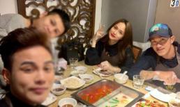 Hương Giang idol và bạn trai cũ Criss Lai thân thiết đi ăn cùng nhau, dấy lên nghi án tái hợp