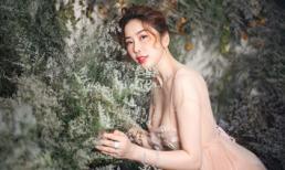 Á khôi Trịnh Thanh Hồng đẹp cuốn hút với hình ảnh thần tiên tỷ tỷ