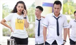 Sau 'Người phán xử', cặp đôi đình đám Thanh Hương - Anh Đức tái ngộ trong 'Siêu quậy TV'