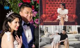 Cuộc sống như bà hoàng của hot girl Vân Navy '5s Online' sau khi kết hôn