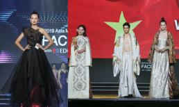 Quỳnh Anh (The Face) xuất sắc lọt top 10 'Face of Asia' 2019