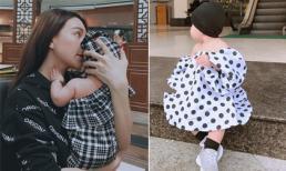 Làm mẹ đơn thân nhưng Trà Ngọc Hằng vẫn nói với con gái: 'Con có ba, luôn luôn có...'