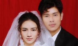 Đăng ảnh cưới ghép với Trương Thế Vinh, BB Trần được cư dân mạng đặt biệt danh 'vợ quốc dân của showbiz'