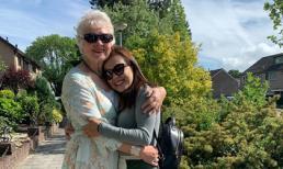 Lý Thanh Thảo khoe mẹ chồng: 76 tuổi rồi mà xinh đẹp và model lắm