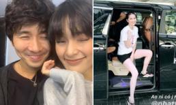 Sao Việt 10/6/2019: Hạ Vi tình tứ với người đàn ông lạ; Ngọc Trinh mặc đồ giản dị đến bất ngờ sau khi 'gây bão' tại Cannes