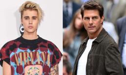 Chuyện gì đang xảy ra: Justin Bieber công khai thách thức đánh nhau với tài tử Tom Cruise?