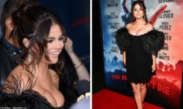 Selena Gomez xuất hiện với vòng một được chèn ép đến 'ngộp thở' sau khi có hành động tuyệt tình với Justin Bieber