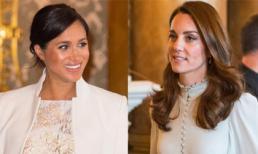 Nhân lúc Kate dính tin bị chồng 'cắm sừng', Meghan nhanh chóng 'đá' chị dâu ra khỏi danh sách quyền lực nhất nước Anh