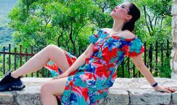 Quách An An tái xuất trẻ trung trong loạt ảnh 'mùa hè rực rỡ'