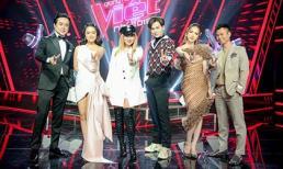 Hương Giang, Phạm Quỳnh Anh, Dương Khắc Linh ngồi ghế nóng The Voice Kids 2019