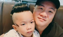 Nhiều sao Việt xót xa khi con trai nuôi của NTK Đỗ Mạnh Cường nói với bố: 'Con thèm có mẹ'