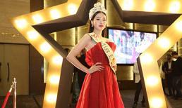 Phương Khánh quyến rũ đến nao lòng tại đêm chung kết Miss Earth Singapore 2019