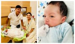 Hải Băng vui mừng khoe sự thay đổi này ở con trai sau 20 ngày sinh