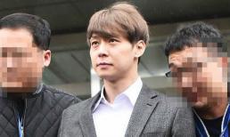 Park Yoochun được đề nghị án phạt 1 năm 6 tháng tù giam sau khi thừa nhận sử dụng ma túy bất hợp pháp
