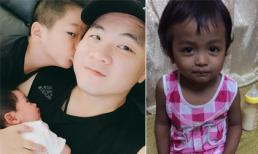 NTK Đỗ Mạnh Cường nhận thêm con nuôi thứ 3, có nét giống Hoa hậu H'Hen Niê