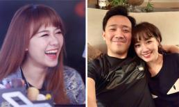 4 giờ sáng, Hari Won 'cười như bà điên' vì hành động này của Trấn Thành