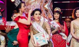 """Hoa hậu Phu nhân Lê Ngọc Dung: """"Khó khăn làm tôi thêm nghị lực"""""""