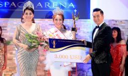 Hoa hậu doanh nhân quyền năng thế giới gọi tên Nguyễn Thị Thanh Thúy
