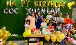 Mai Phương rạng rỡ hội ngộ hội bạn thân trong tiệc sinh nhật con trai Ốc Thanh Vân