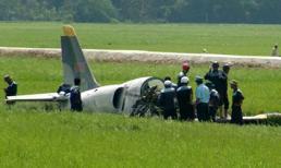 Khánh Hoà: Máy bay quân sự rơi trong lúc huấn luyện, 2 phi công hy sinh