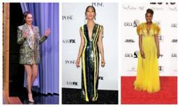 Ba sao nữ Hollywood đua nhau diện trang phục Việt của NTK Công Trí trên thảm đỏ đình đám