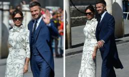 'Cạch mặt' Spice Girls, Victoria chọn đi đám cưới với ông xã điển trai David Beckham