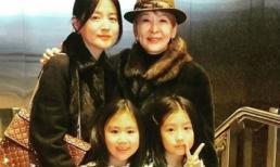 """Con gái """"Nàng Dae Jang Geum"""" Lee Young Ae được khen càng lớn càng giống mẹ như đúc"""
