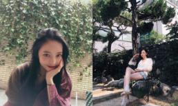 """""""Búp bê xứ Hàn"""" Goo Hara tự tin lộ diện sau lần tự tử hụt"""