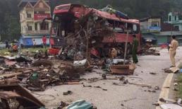Tai nạn 41 người thương vong: Chủ tịch xã kể phút cứu người bị thương đang la hét