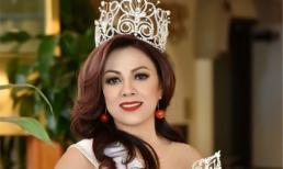 Hoa hậu Phu nhân người Việt vượt khó nhờ bản lĩnh nơi xứ người