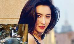 Đi siêu xe, ở nhà xịn, Trương Bá Chi lại lộ bản chất lười biếng và ở bẩn khiến đồng nghiệp ái ngại