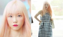 Taeyeon (SNSD) xuất hiện như búp bê, không nở nổi 1 nụ cười sau khi thừa nhận bị trầm cảm