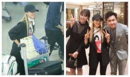Vợ chồng Trấn Thành - Hari Won hội ngộ 'báu vật Hàn Quốc' Kim SoHyang