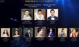 """Lộ diện dàn giám khảo """"siêu hot"""" của Miss Ocean Vietnam 2019"""