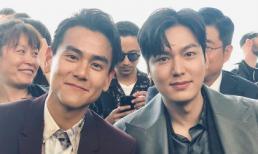 """Lee Min Ho và Bành Vu Yến: Hai mỹ nam trong một khung hình, ai mới thực sự là """"cực phẩm""""?"""