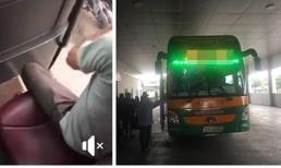 Đuổi việc tài xế 'yêu râu xanh' sàm sỡ nữ hành khách rồi nhắn tin xin lỗi