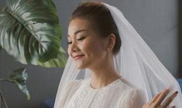 Chỉ một bức ảnh mặc áo cưới, Thanh Hằng rơi vào nghi án chuẩn bị kết hôn, nam chính mới thật thú vị